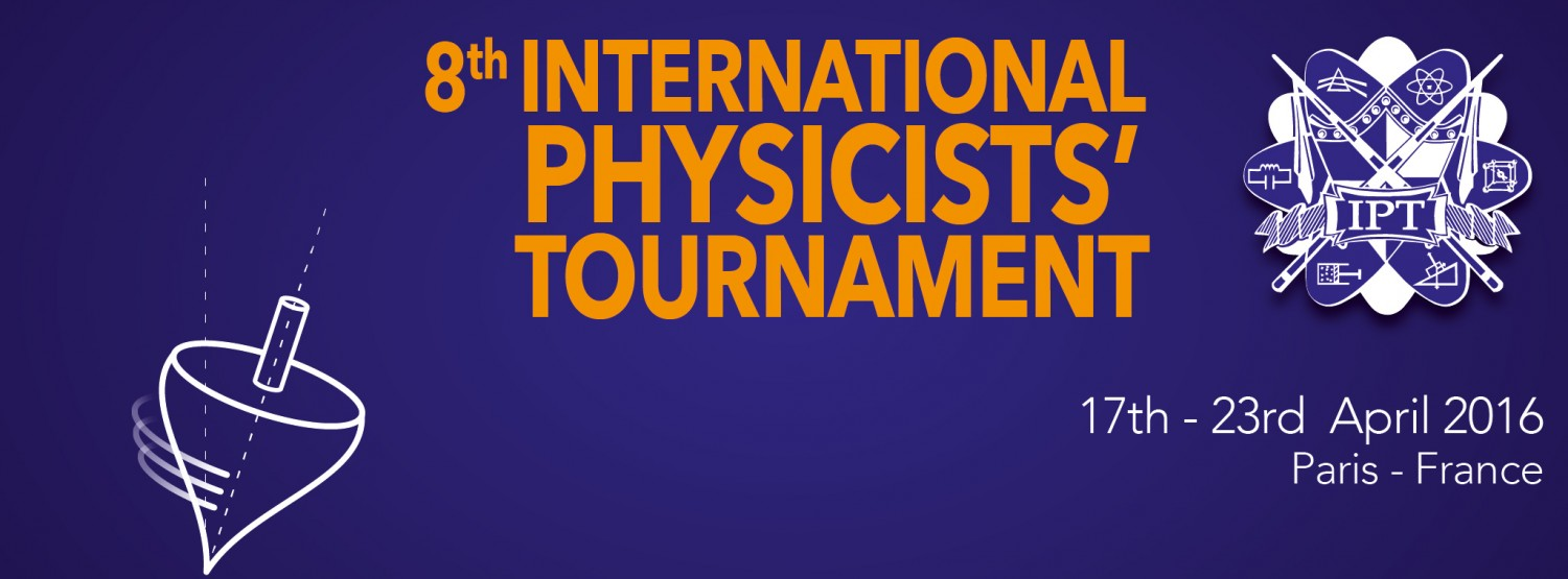 International Physicists' Tournament 2016